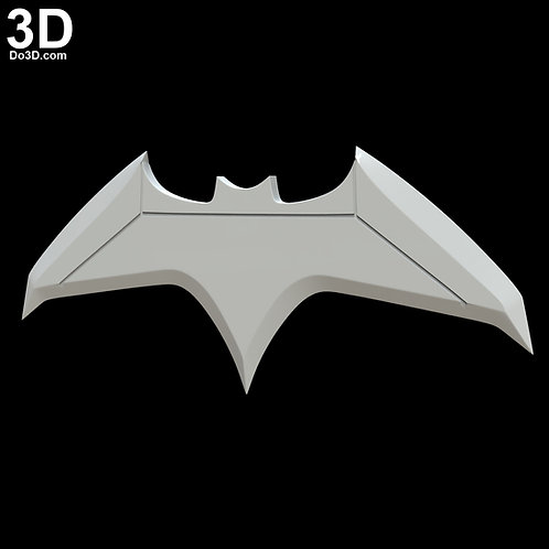 Batman Justice League Batarang Batfleck Weapon | 3D Model Project #5441