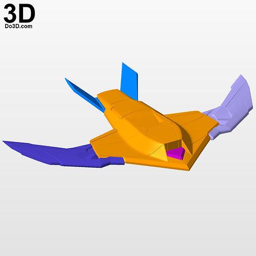 Falcon RedWing JetPack Drone | 3D Model Project #3775
