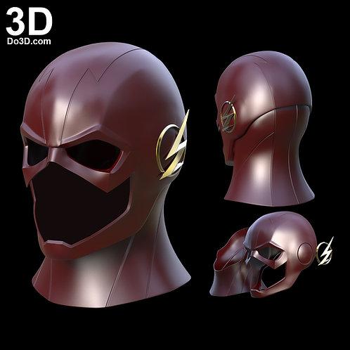 Flash Classic CW Helmet | 3D Printable Model #901