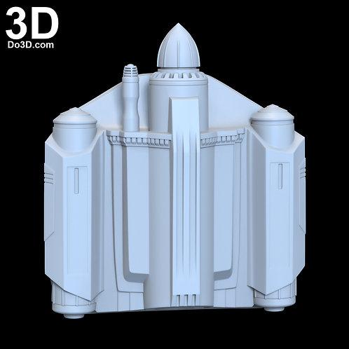 Bo-Katan Kryze Jetpack Rising Phoenix Mandalorian   3D Printable Model #BK79