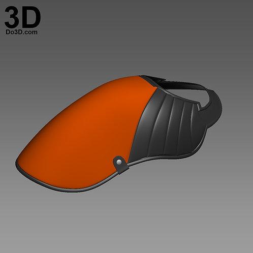 Shoulder Pauldrons for Imperial Stormtrooper Classic  | 3D Model Project #1442