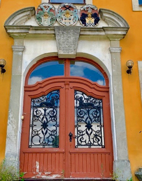 Eingangsportal