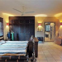 Schlafzimmer  perfekt für Aussteiger