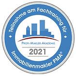 Emblem 2021 - PMA® Fachtraining für Immo