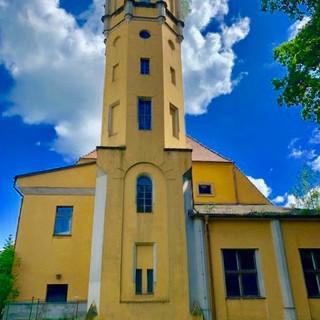 Der wunderschöne Turm