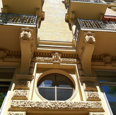 zauberhafte Fassade