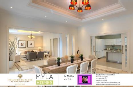 Exclusive Villen-Mohammed Bin Rashid Al Maktoum City District One
