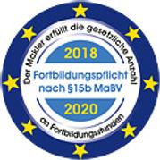Emblem_Fortbildungspflicht_2018-2020_wei