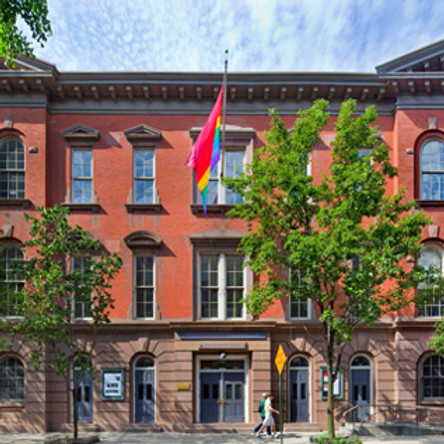 LGBT Center Party: December 9, 2021