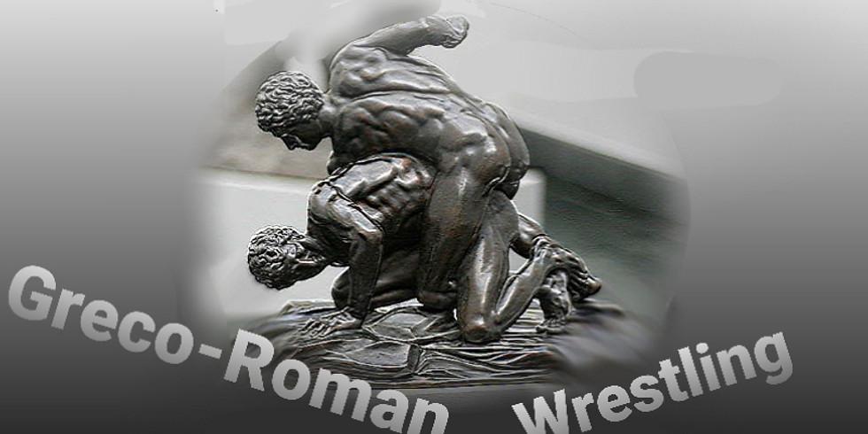 Greco-Roman/Oil Wrestling Night II