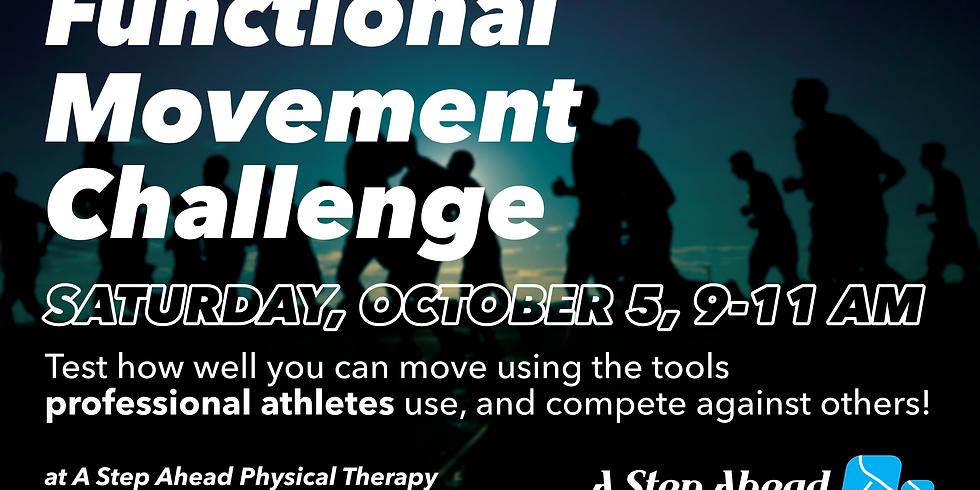 2019 Functional Movement Challenge