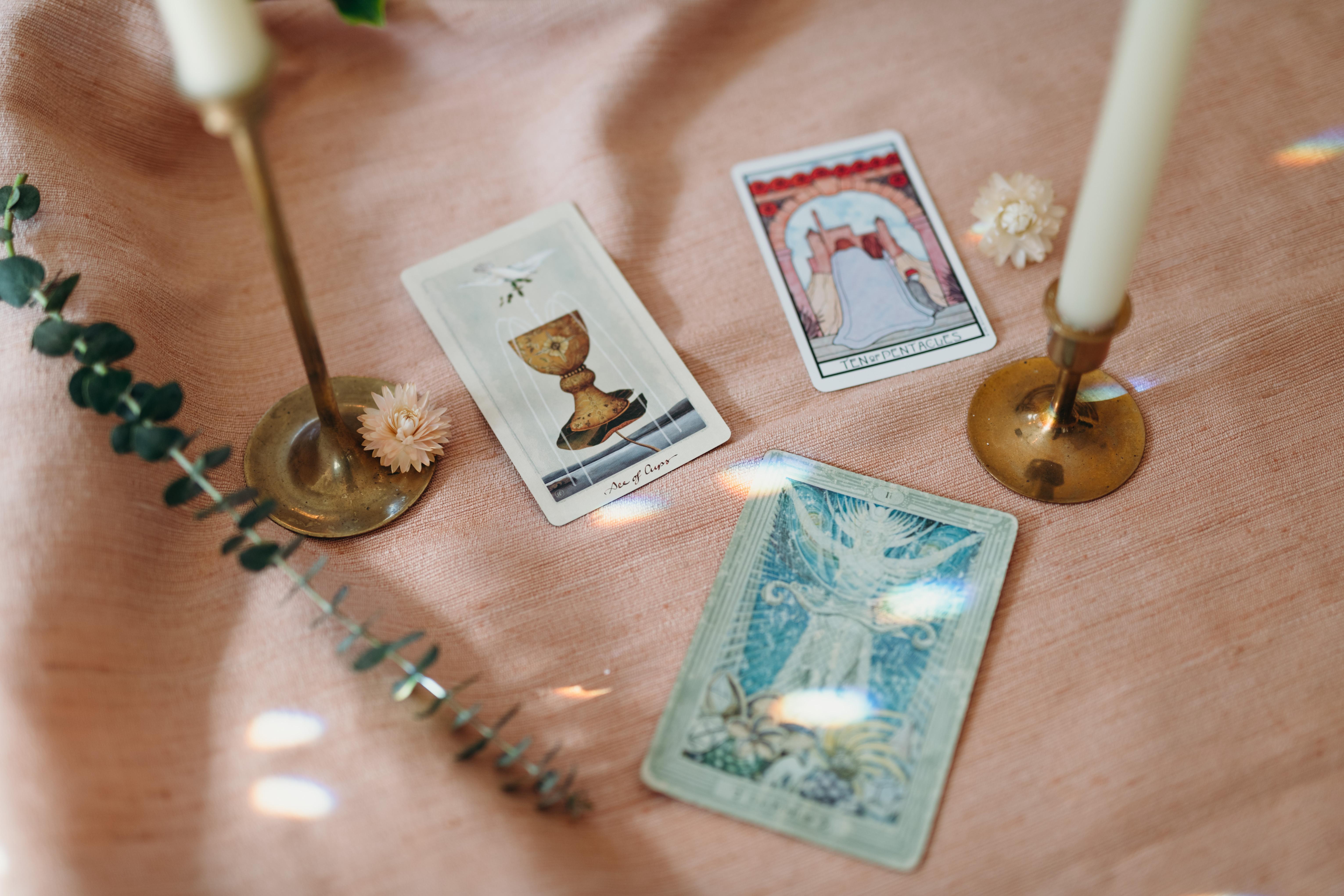 Relationship Tarot Reading