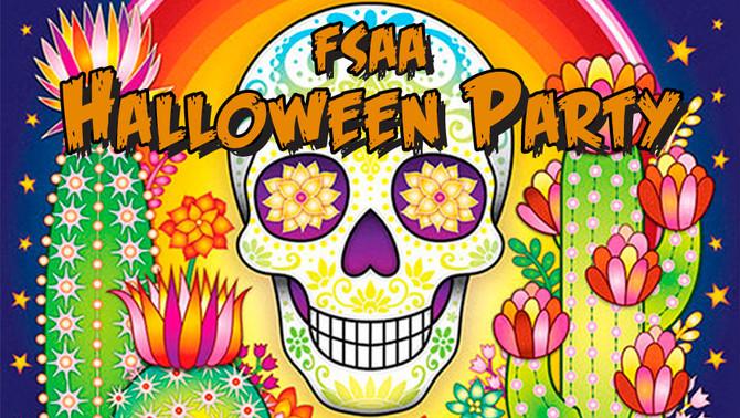 2019 FSAA Halloween Party