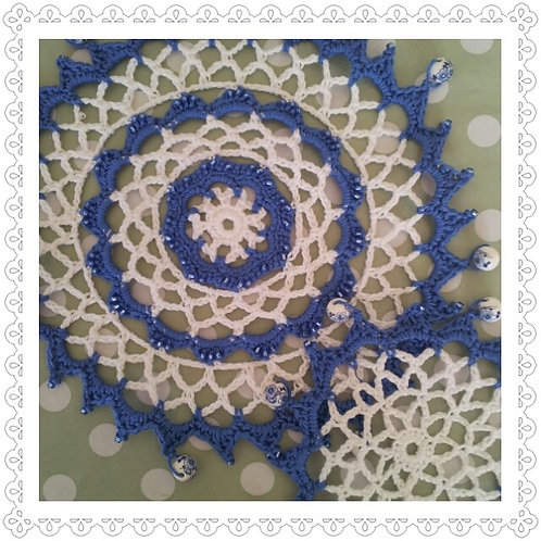 Jug and Glass Cover Crochet Pattern
