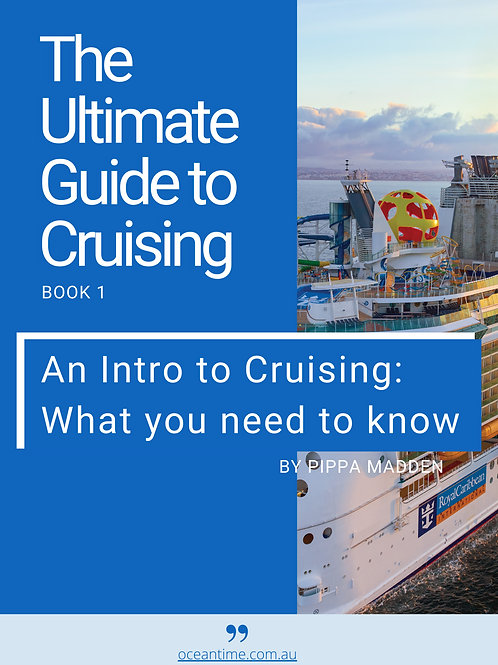 Part 1-An intro to Cruising. What you need to know.