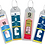 Thumbnail: Royal Caribbean/Celebrity Luggage Tags x 4