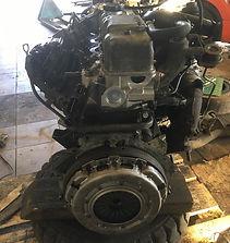 Кап ремонт двигателя Портер1 Тагаз