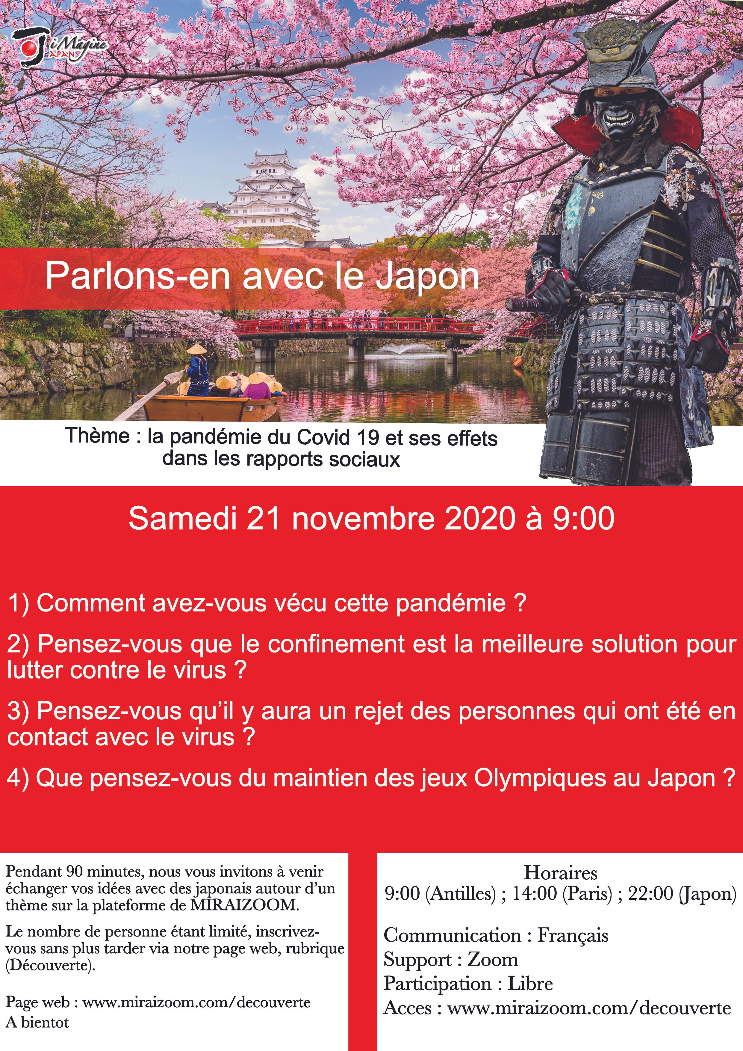 PARLONS-EN AVEC LES JAPONAIS
