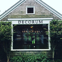 Decorum Sale, Amagansett, NY