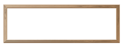 2 wood Set of realistic wooden picture f