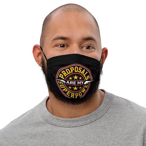 Proposal Superpower premium face mask