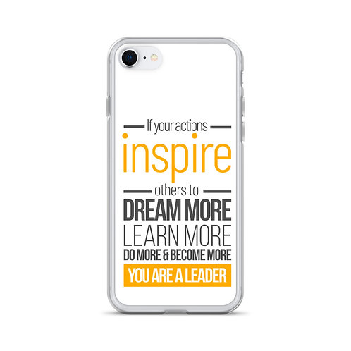 You are a Leader iPhone Case