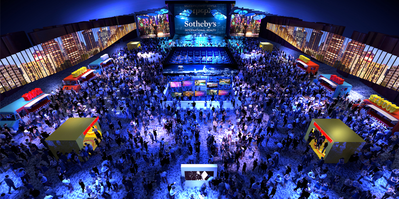 Sotheby's: Streamline Event Agency