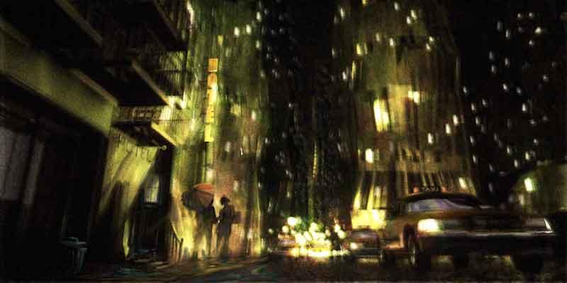 CGI Conceptual Render