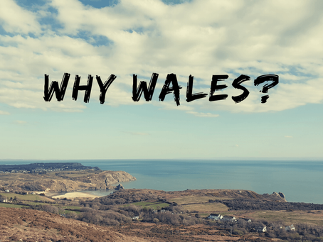 Why mountain biking in Wales?