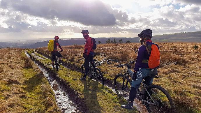Mountain Biking tours wales