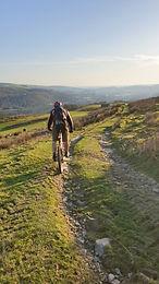 Mountain biking Wales Neath Valley