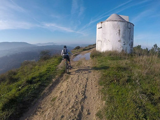 Mountain biking tours in Portugal