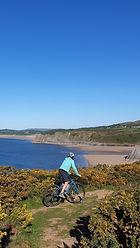 Mountain biking tours gower