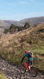 Mountain biking tours Brecon Beacons