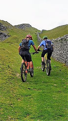 Mountain biking tours Black Mountain Brecon Beacons