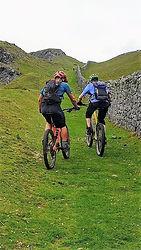 Mountain biking tours Black Mountain Brecon Beacons