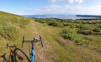 Mountain biking in Wales