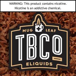 TBCO Mug & Leaf