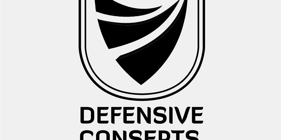 Defensive Concepts, teräaseuhka 1