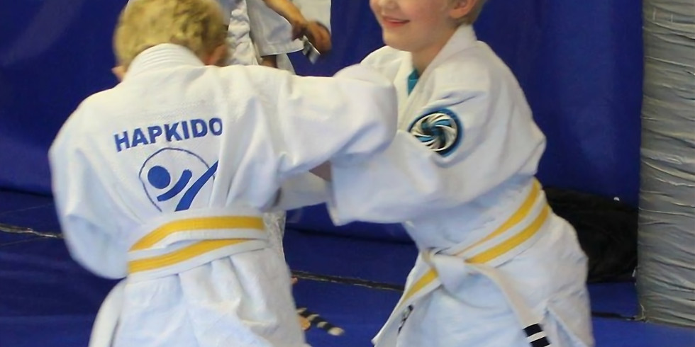 Lasten Hapkido syksy 2021