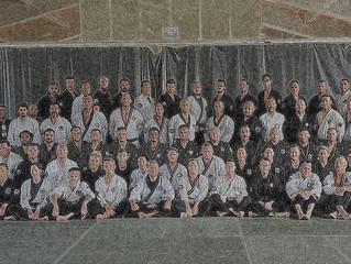 European Training Seminar II kokosi viikonloppuna Hapkido-treenaajat yhteen eri puolilta Eurooppaa!