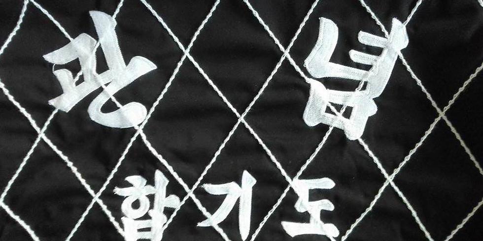 Hapkido Master´s Class