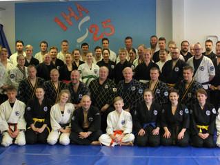 GMG Boothin World Tour kokosi yhteen Hapkido-harrastajia ympäri Suomea HMAC:lle!