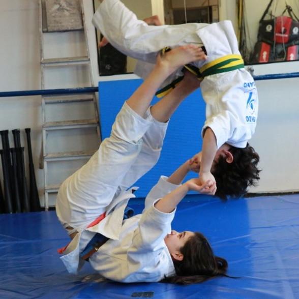 Hapkido-Junioreiden kevätkisailut 4.5.2019