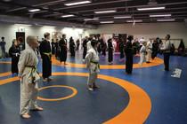 Hapkido-junioreiden syysleirissä jälleen hauskanpito pääosassa!