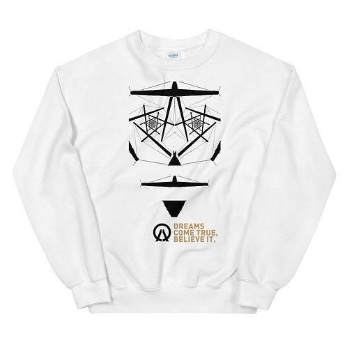Dreams Come True, Believe It! - Unisex Sweatshirt