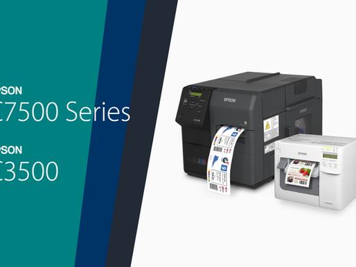 Nuevas impresoras de etiquetas adhesivas a Color