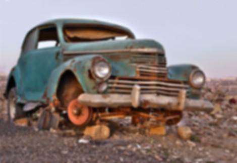 машину на металлолом