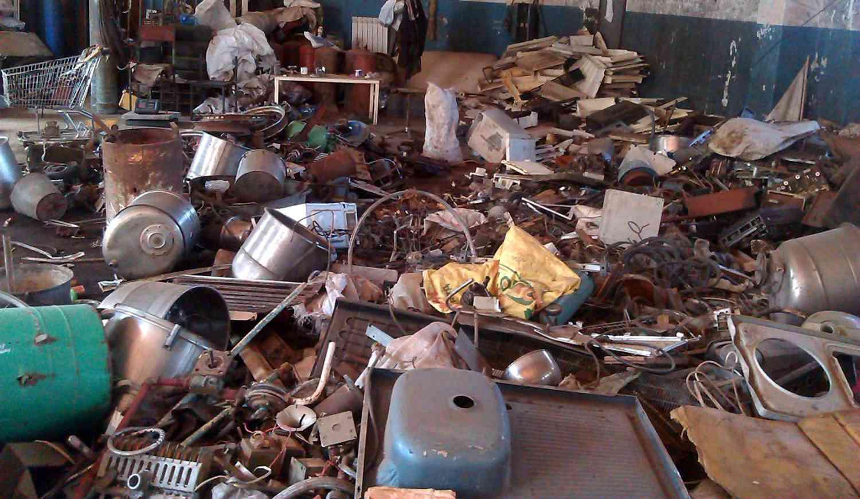 вывоз бытового металлолома в Самаре