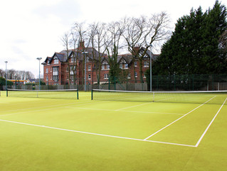Have you played tennis a while and want to improve your skills? try Xpress plus+
